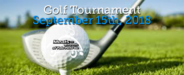 2018 Golf Tournament Supporting Meals on Wheels PPC